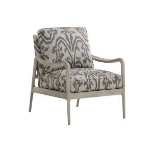 Upholstery Blue Leblanc Chair