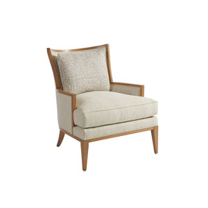 Upholstery Beige Atwood Chair