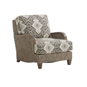 Upholstery Brown Thayer Chair