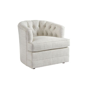 Upholstery White Cliffhaven Chair