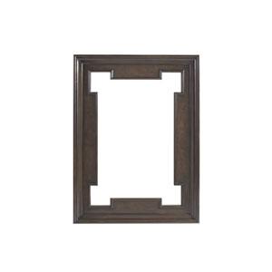 Brentwood Brown Highwood Rectangular Mirror