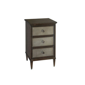 Brentwood Brown Crestline Nightstand