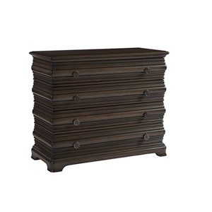 Brentwood Brown Chaparal Bachelors Chest