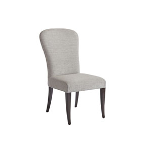 Brentwood Gray Schuler Upholstered Side Chair