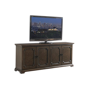 Brentwood Brown Corbett Media Console