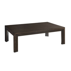 Brentwood Brown Essex Rectangular Cocktail Table