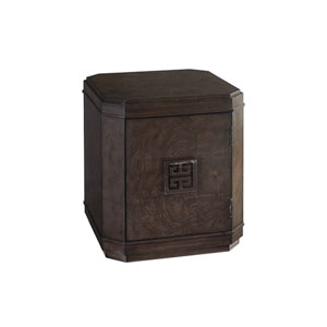 Brentwood Brown Larchmont Storage Chest