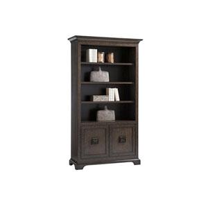 Brentwood Brown Ridgecrest Bookcase