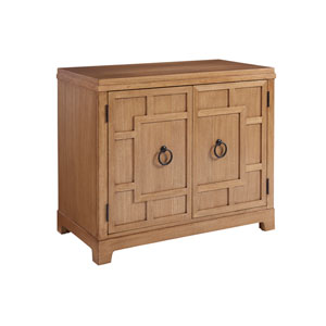 Newport Brown Collins Bachelors Chest
