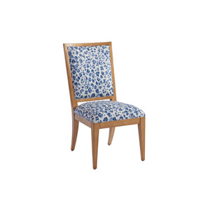 Newport Blue Eastbluff Upholstered Side Chair