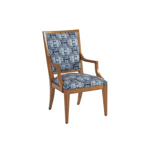 Newport Blue Eastbluff Upholstered Arm Chair
