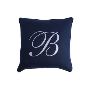 Upholstery Blue 20-Inch Signature Throw Pillow