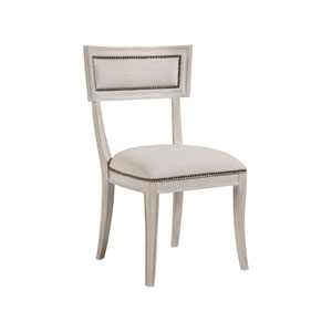 Cohesion Program Bianco Aperitif Side Chair