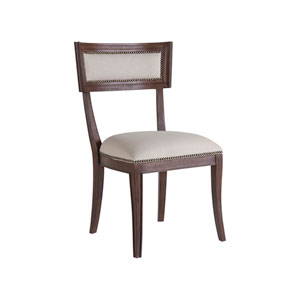 Cohesion Program Marrone Aperitif Side Chair