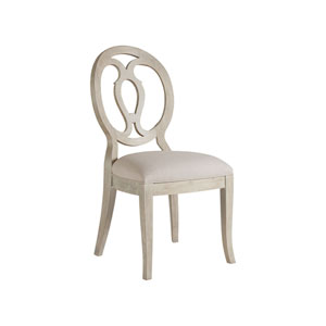 Cohesion Program Bianco Axiom Side Chair