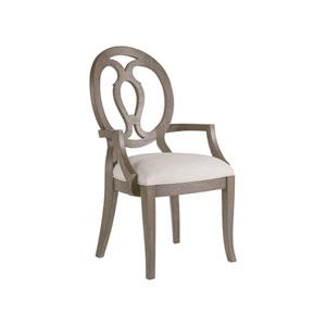 Cohesion Program Grigio Axiom Arm Chair