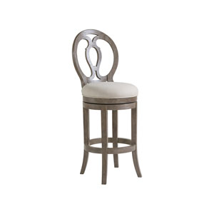 Cohesion Program Grigio Axiom Swivel Barstool