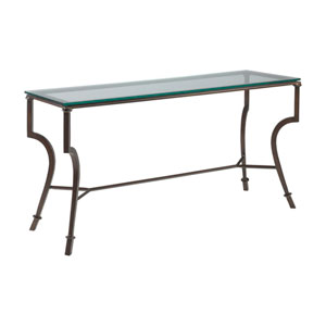 Metal Designs Antique Copper Syrah Console