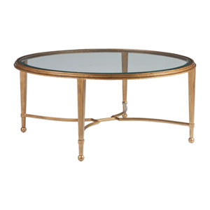 Metal Designs Renaissance Sangiovese Round Cocktail Table