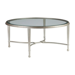 Metal Designs Argento Sangiovese Round Cocktail Table