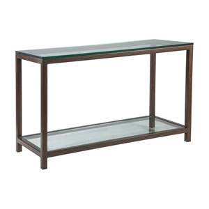 Metal Designs Antique Copper Per Se Console