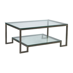 Metal Designs St. Laurent Bonaire Rectangular Cocktail Table