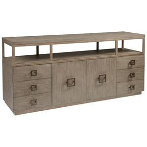 Cohesion Program Grigio Impetus Media Console