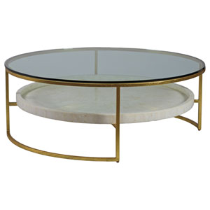 Signature Designs Renaissance Cumulus Large Round Cocktail Table