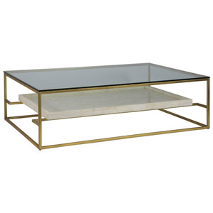 Signature Designs Renaissance Cumulus Large Rectangular Cocktail Table