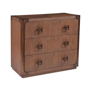 Signature Designs Brown Tuco Hall Chest