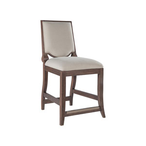 Cohesion Program Marrone Beauvoir Counter Stool