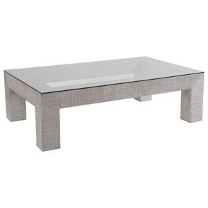 Signature Designs Light Gray Precept Rectangular Cocktail Table