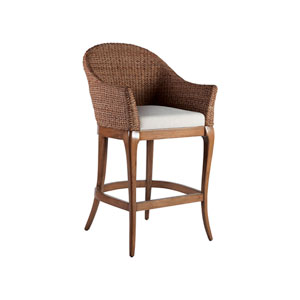 Signature Designs Light Brown Morro Barstool