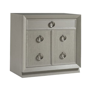 Signature Designs White Zeitgeist Hall Door Chest