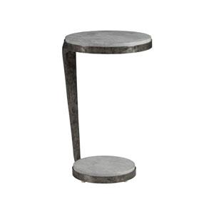 Signature Designs Gray Otto Round Spot Table