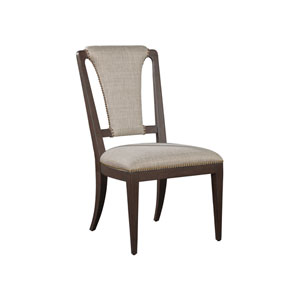 Signature Designs Dark Oak Verbatim Side Chair