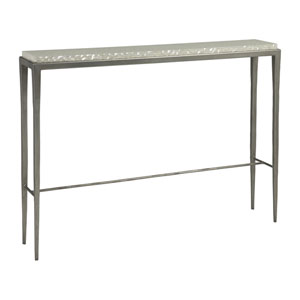 Signature Designs Antique Silver Brilliante Console Table