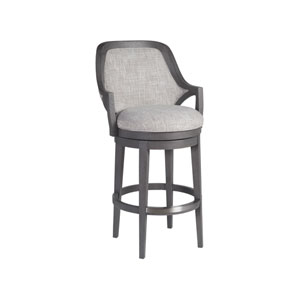 Signature Designs Gray Appellation Swivel Bar Stool