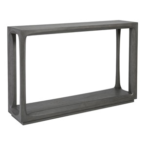 Signature Designs Gray Appellation Console Table