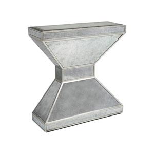 Signature Designs Silver Metropole Console Table