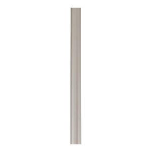Atlas Downrods Brushed Nickel 10-Inch Down Rod