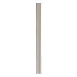 Atlas Downrods Brushed Nickel 48-Inch Down Rod