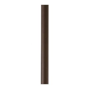 Atlas Downrods Textured Bronze 10-Inch Down Rod