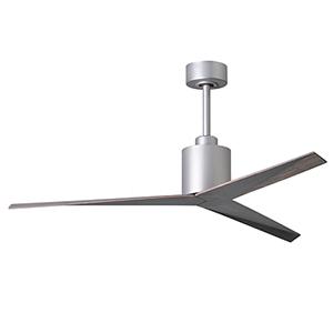 Eliza Brushed Nickel 56-Inch Adjustable Ceiling Fan