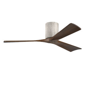 Irene-3H Barnwood and Walnut 52-Inch Outdoor Ceiling Fan
