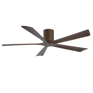 Irene-5H Walnut 60-Inch Outdoor Ceiling Fan