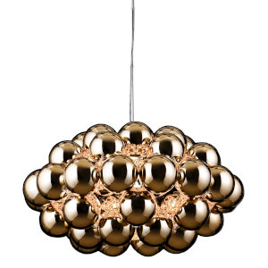 Copper 30-Inch One-Light Pendant with 100W