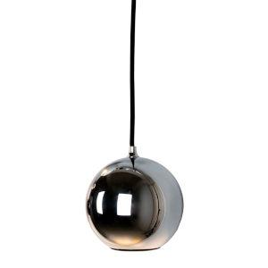 Boule Chrome One-Light Mini-Pendant