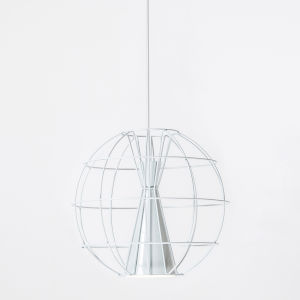 Latitude White LED One-Light Pendant