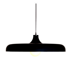 Portobello Black One-Light Pendant